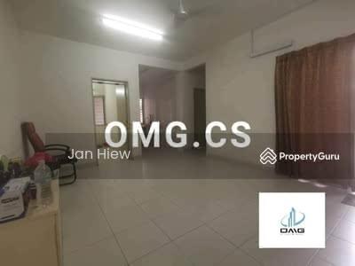 Disewa - Good Condition! G Floor Akasia Apartment[Bandar Botanic Klang] For Rent