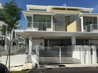 For Sale - Ampang ! Near To MEX Highway Exit] Double Storey 20x75