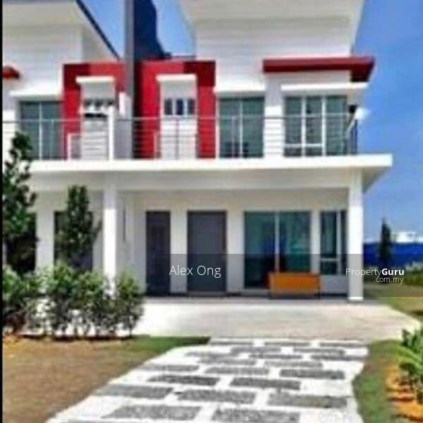 Only ! Rm500 ! Can Get New Double Storey-Free Hold House  Rawang and Sungai Buloh Individual Title #165134730