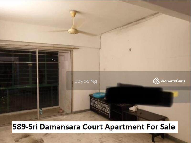 Sri Damansara Court Apartment For Sale #164155776