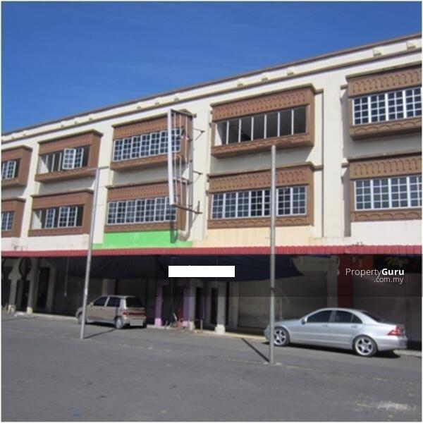 For Sale - 12/7 BANK LELONG  : Projek Pasar Awam Bersepadu, Wakaf Che Yeh @ Kota Bharu, Kelantan