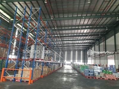 Dijual - Factory / Warehouse Science Park Penang , Bukit Minyak