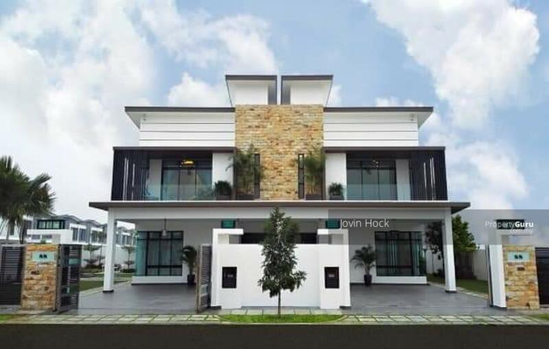 [Hot Sell! ! ! 2020 Completed+0%D/P]2-Sty Freehold Superlink 23x80 Damansara #164287562