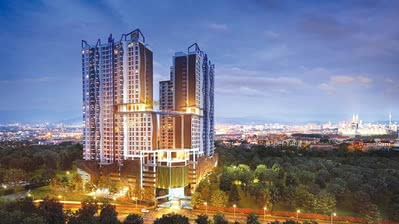 For Sale - Setia Alam SOHO above mall with FREE RENO