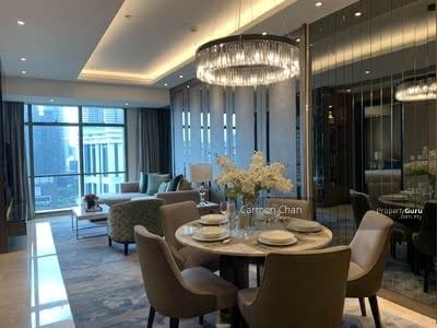 For Rent - The Ritz-Carlton Residences, Kuala Lumpur