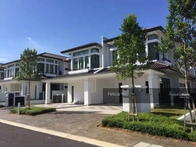 For Sale - Bumi Lots [Facing Sun Rise] Freehold Double Storey 24x85 BUMI REBATE 20%