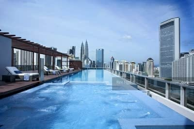For Sale - 3in1 Project, KLCC area Monthly below RM800[Linkbridge LRT, LIMITED UNIT]