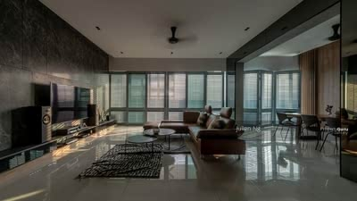 For Sale - [Month End Sales] RM300k Ampang Semi-D Condo 1179sq. ft