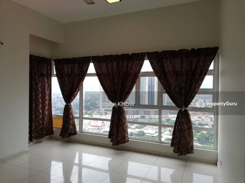 MH Platinum Partly Furnish Kitchen Cabinet KL Traders Square Gombak #164403292