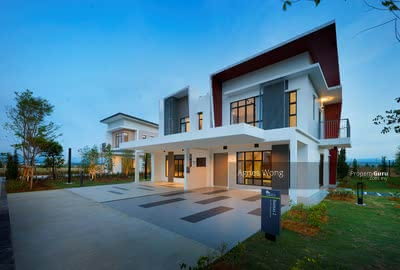 For Sale - Around Rain Forest [Cashback RM60k + FULL LOAN] 35x80 Freehold 2 Sty