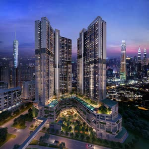 For Sale - MCO3. 0 Promotion Free furnish(Free All Legal Fees)3KM to KLCC invest!