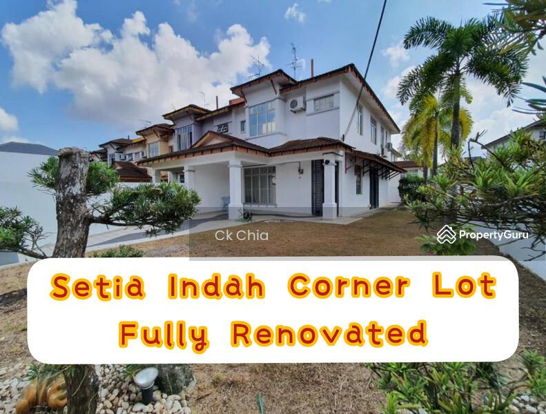 Setia Indah Corner Lot, Fully Renovated #164413646