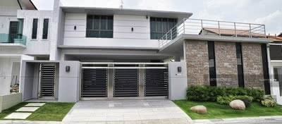 For Sale - 【20% DISCOUNT NEW PROJECT】2 Storey Freehold24x85 Free(MOT,Legal,Stamping)