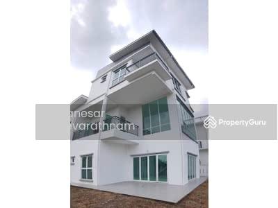 For Sale - New 2 and half storey Semi D Lake Garden Seremban