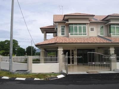 For Sale - SHAH ALAM ! ! 2 Storey Corner 42x85 Freehold ( CMCO Lelong house! ! )