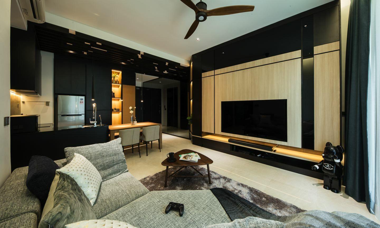 For Sale - Cheras [RM300k] [Exclusive Low Dense] Condo 1179sq. ft 3R2B
