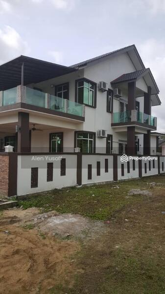 Tanah Lot with 2 unit Semi-D Single Storey Kg Bakau Tinggi, Kemaman #164517264