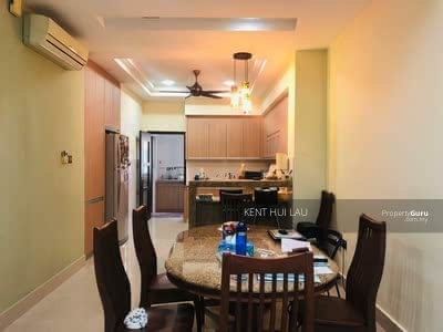 For Sale - Spacious 3 sty landed, move in condition, full loan in Bukit Jalil