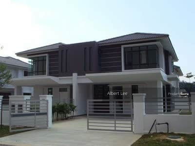 Dijual - [Super Cheap! !! ] 24x80 Freehold Double Storey/ Easy Access To Highway! / Fast Pm Now!