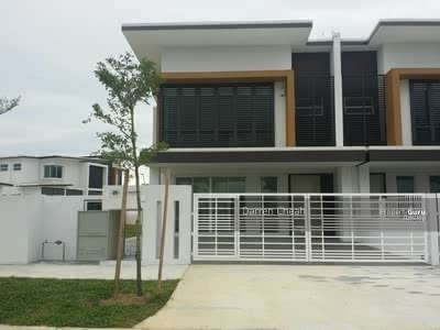 For Sale - Semi-D Corner City View] Hilltop Luxury 36x85 Freehold/0% D/P/ Fast & Get It Limited! !
