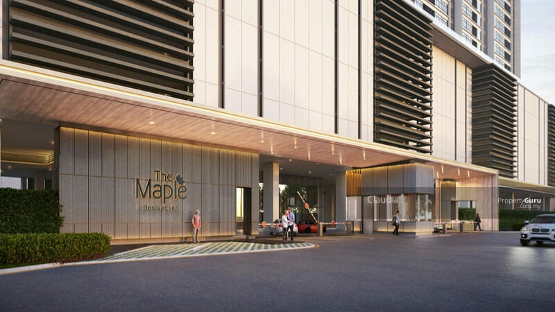 The Maple Pavilion 2 Freehold 5Star Condo, Last Residential Title in Bukit Jalil / OUG #164582988