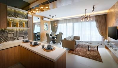 For Sale - [ HOC 2021 ] New 3R2B Condo, Kuchai Lama, OUG, Bukit Jalil