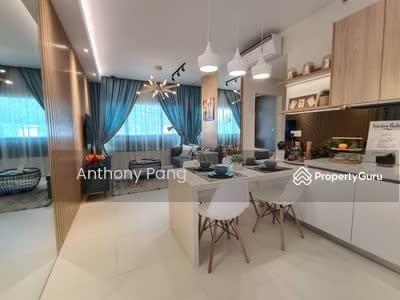 Dijual - [ HOC 2021 ] Brand New Projects at Kuchai Lama, OUG, Bukit Jalil area, Strategic Location in KL