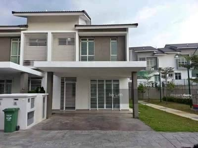 For Sale - Shah Alam ! ! Freehold Double Storey Big House only RM375K ! ! 0% Downpayment ! ! !