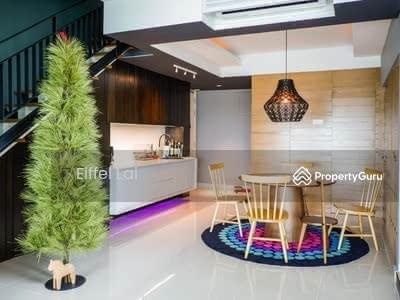For Sale - 【COMPLETE END 2022】Taman Midah HUKM DUPLEX 3 BEDROOMS II RENO + FURNISHED II EKOCHERAS IKEA