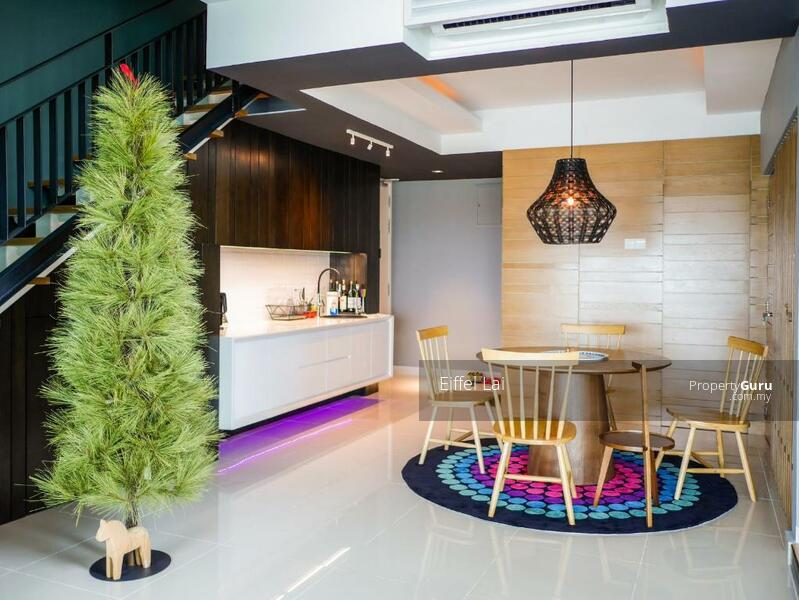 【COMPLETE END 2022】Taman Midah HUKM DUPLEX 3 BEDROOMS II RENO + FURNISHED II EKOCHERAS IKEA #164597246