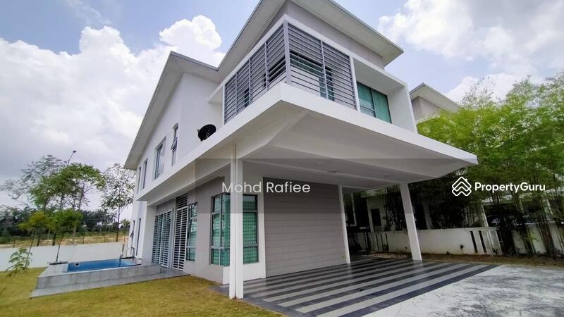 Bungalow house, Frangipani Villa, Kota Seriemas, Nilai with Fully furnished #164624674