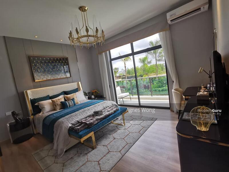 [ Semi D Concept ] Luxury Big House Around Shah Alam, Freehold 2 Storey Only RM398K !! #164627372
