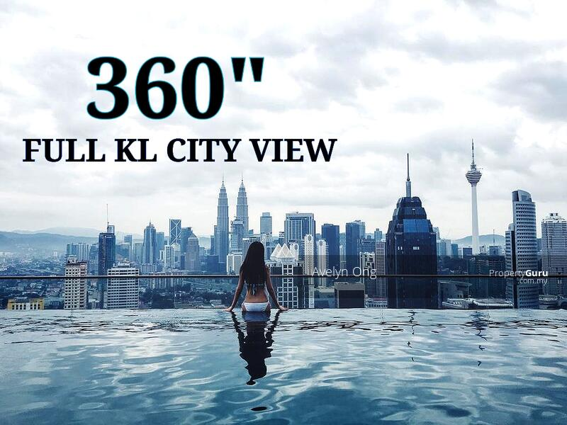 10 Mins To Pavilion KL (Semi-D Condo) Hoc Package #164628694