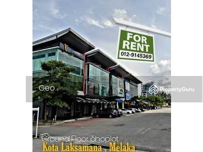 For Rent - Kota Laksamana