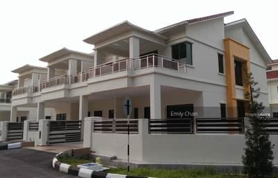 For Sale - [Super Offer Cashback 40K] Double Storey 20x75 Cheras Fully Extend G&G Freehold 0% Downpayment ! !