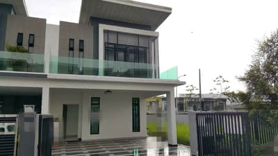 For Sale - [2021 FMCO Sales! ! ! ] Monthly ONLY RM1700 Freehold 26x80 Landed House, Near Cheras