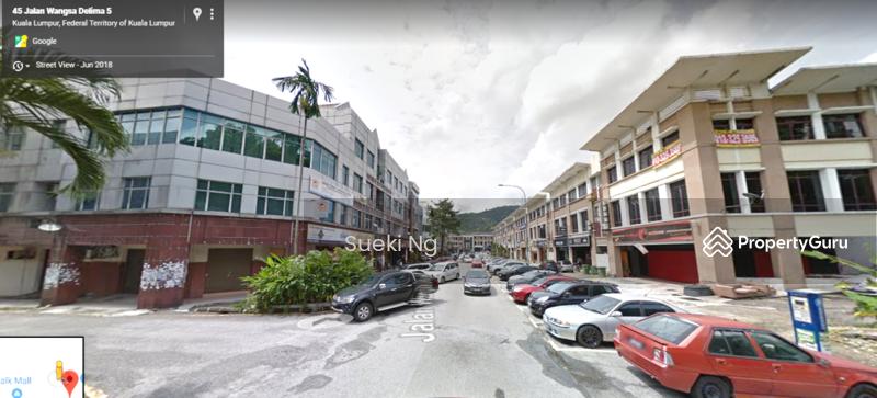 ROI 5.4% , Ground Floor For Sale, Wangsa Maju, Setapak #164682462