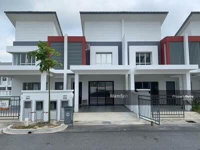 For Sale - [100% Laon] 2 Storey House 20x70 Green Environment nearby  Shoplot , club house