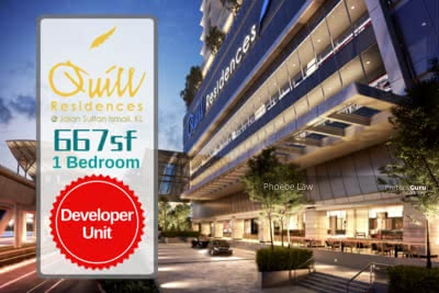 For Sale - Quill Residences