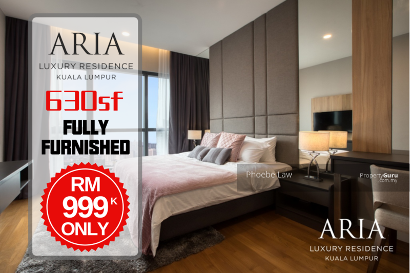 ARIA Luxury Residence, KLCC #164724658