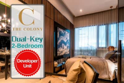 For Sale - The Colony, KLCC