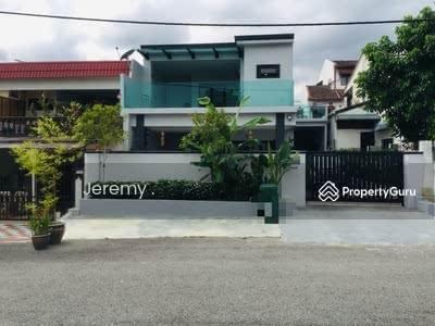 For Sale - 2. 5 Storey End Lot in Bukit Anggerik