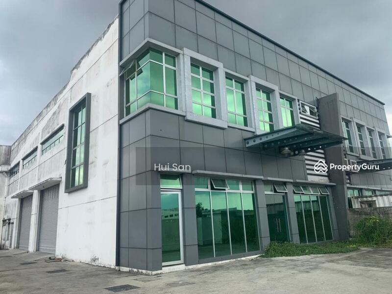 Senai Innopac - 1.5sty Cluster Factory #164771258