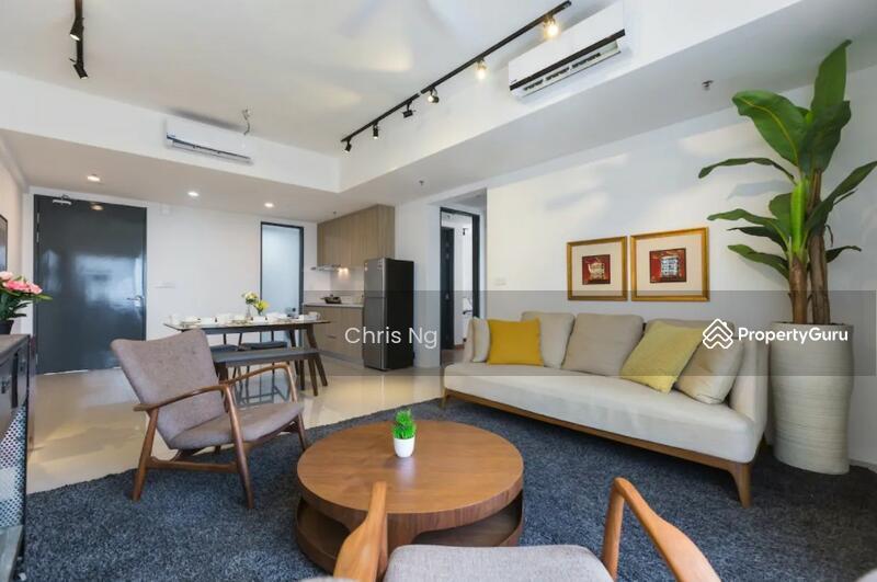 Semi-D Condo【Freehold Invest | 75k CASH BACK】 Installment RM1.3k @ Kuala Lumpur Bangsar #164777400