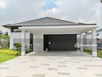 For Sale - Freehold + Hoc + Full Loan - 60x100 Single | Double Storey Bungalow @Awarded Sungai Buloh Township
