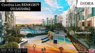 For Sale - IXORA Court Apartment @ Stutong Baru