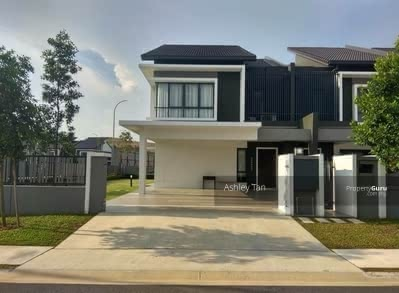 For Sale - FREEHOLD + HOC + FULL LOAN - 22x75 Double Storey Link House @Sungai Buloh New Township