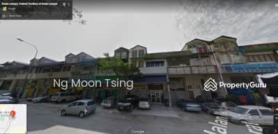 For Sale - Kepong Sri Edaran 1. 5 Storey Factory