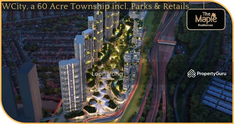 The Maple Residences, Taman OUG #165086960