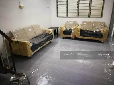 For Rent - Cempaka ShopLot Upstair Fully Furnished For Rent
